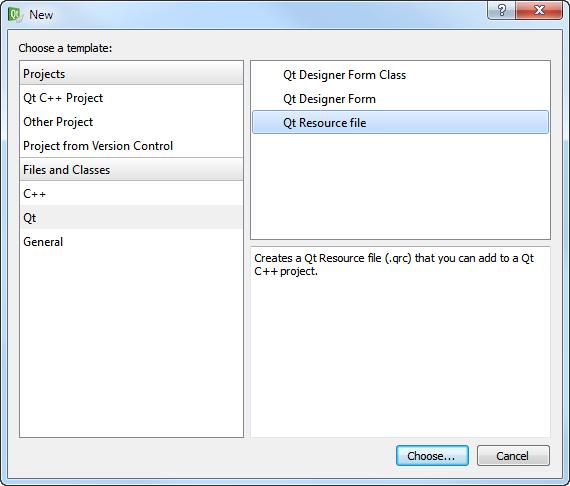 Диалоговое окно выбора файлов qfiledialog