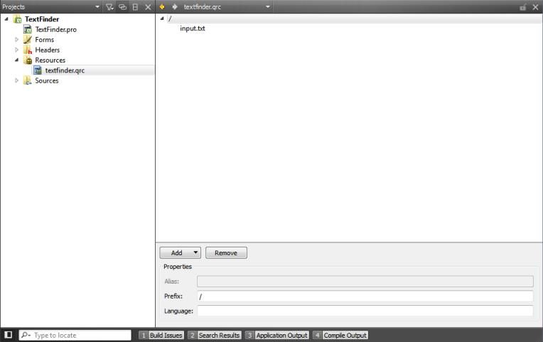Analyze - screenshot