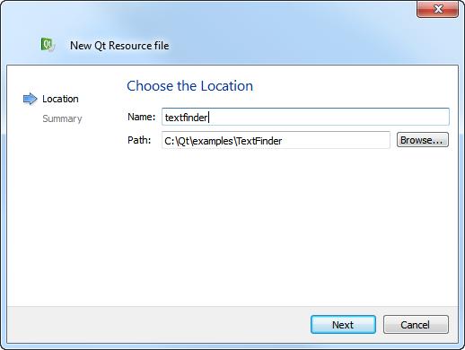 Creating a Qt C++ Application | Документация